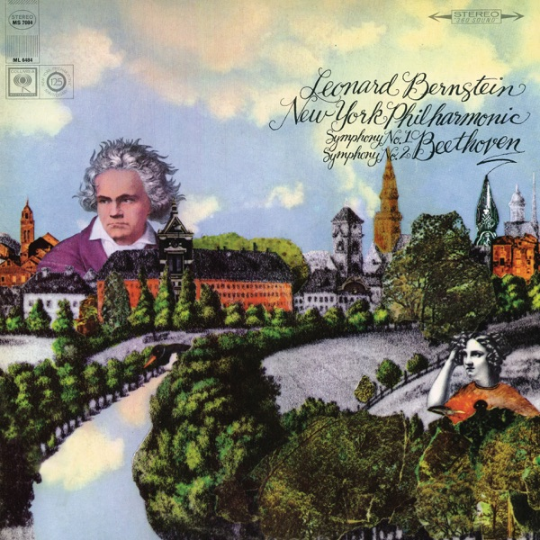 Beethoven: Symphony No. 2 in D Major, Op. 36 & Symphony No. 1 in C Major, Op. 21 (Remastered)
