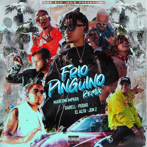 Frío Pingüino (Remix) [feat. Pusho & Jon Z] - Single