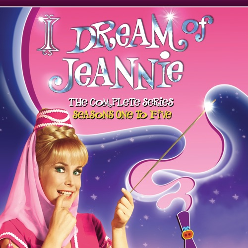 I Dream of Jeannie: The Complete Series movie poster