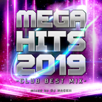 MEGA HITS 2019 -CLUB BEST MIX- mixed by DJ NACKii