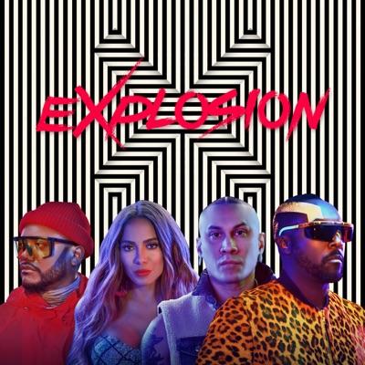 eXplosion - Single - The Black Eyed Peas