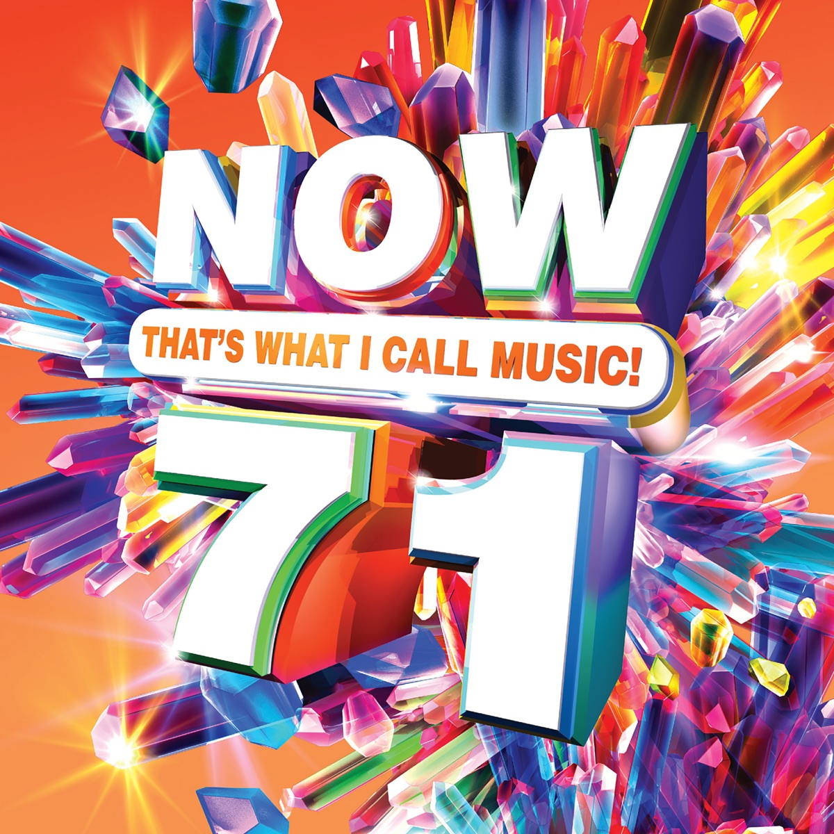 NOW That's What I Call Music, Vol  71 Album Cover by Various