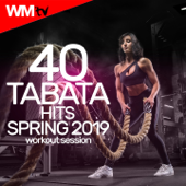 40 Tabata Hits Spring 2019 Workout Session (20 Sec. Work and 10 Sec. Rest Cycles With Vocal Cues / High Intensity Interval Training Compilation for Fitness & Workout)