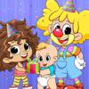 Toy Cantando, Paola Vargas & Sabina Muñoz - Cumpleaños Feliz ilustración