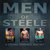 Ruby Steele & Virginia Sexton - Men of Steele: A Steamy Romance Box Set (Unabridged)  artwork