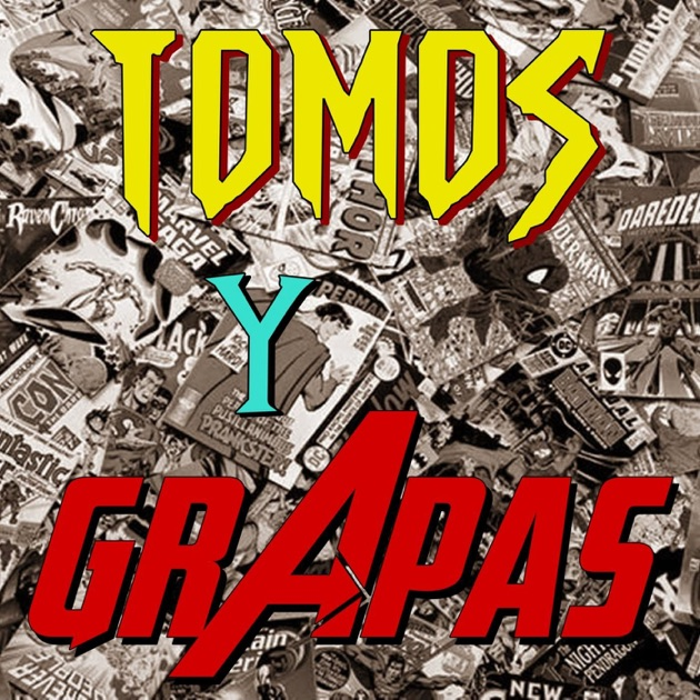 Tomos Y Grapas Cómics Av Radio Hydra På Apple Podcasts