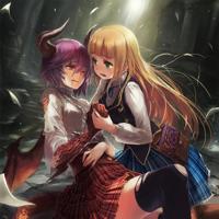 Crossing Destiny-アン(CV.日笠陽子)、グレア(CV.福原綾香)