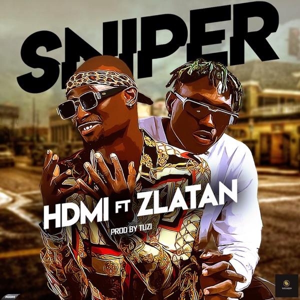 Sniper (feat. Zlatan) - Single