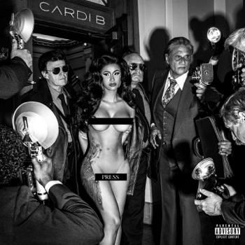 Cardi B Press music review