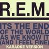 It s the End of the World As We Know It And I Feel Fine Karaoke Version Single