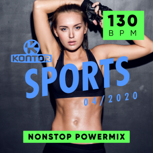 Jerome - Kontor Sports - Nonstop Powermix, 2020.04 (DJ Mix)