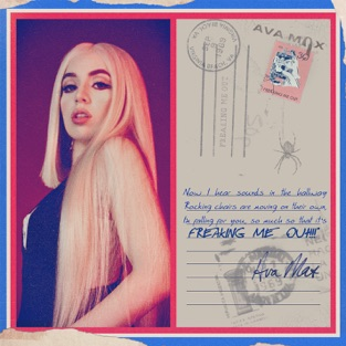 Ava Max - Freaking Me Out m4a Song Free Download