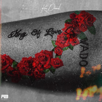 Kizz Daniel - King of Love artwork