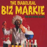 Biz Markie - The Biz Never Sleeps artwork