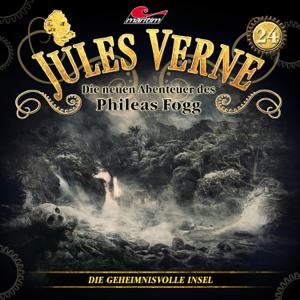 Jules Verne - Die neuen Abenteuer des Phileas Fogg, Folge 24: Die geheimnisvolle Insel