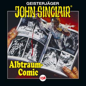 John Sinclair - 138/Albtraum-Comic
