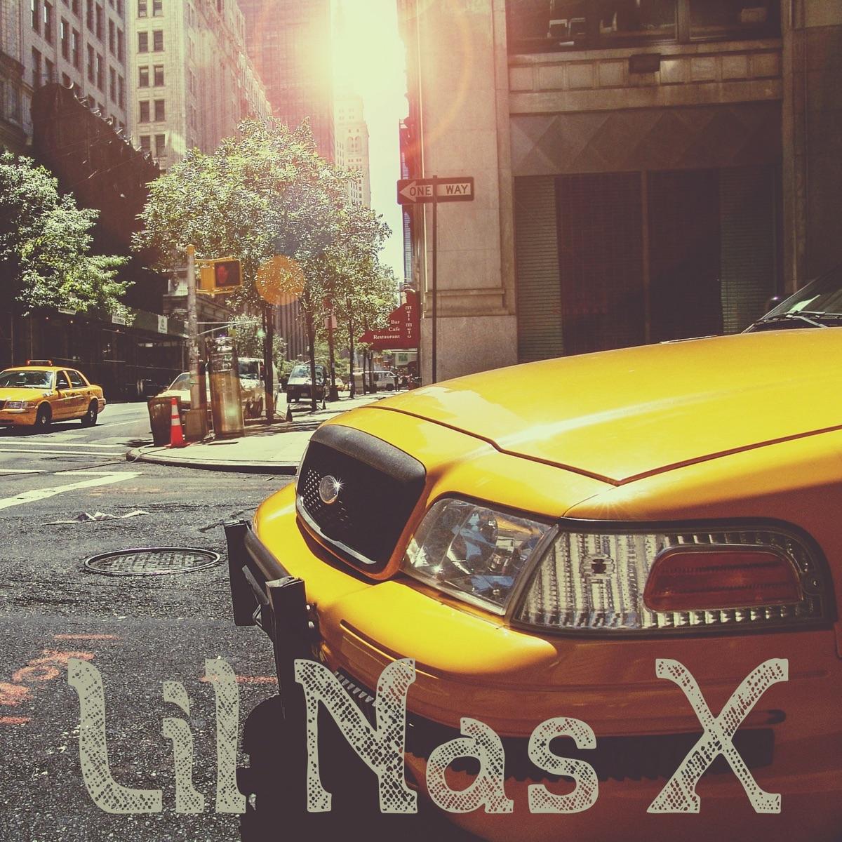 Lil Nas X - Single Album Cover by Royal Sadness