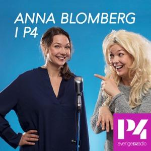 Anna Blomberg i P4