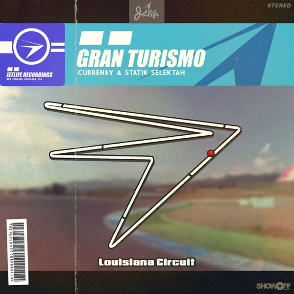 iTunes Artwork for 'Gran Turismo (by Curren$y & Statik Selektah)'