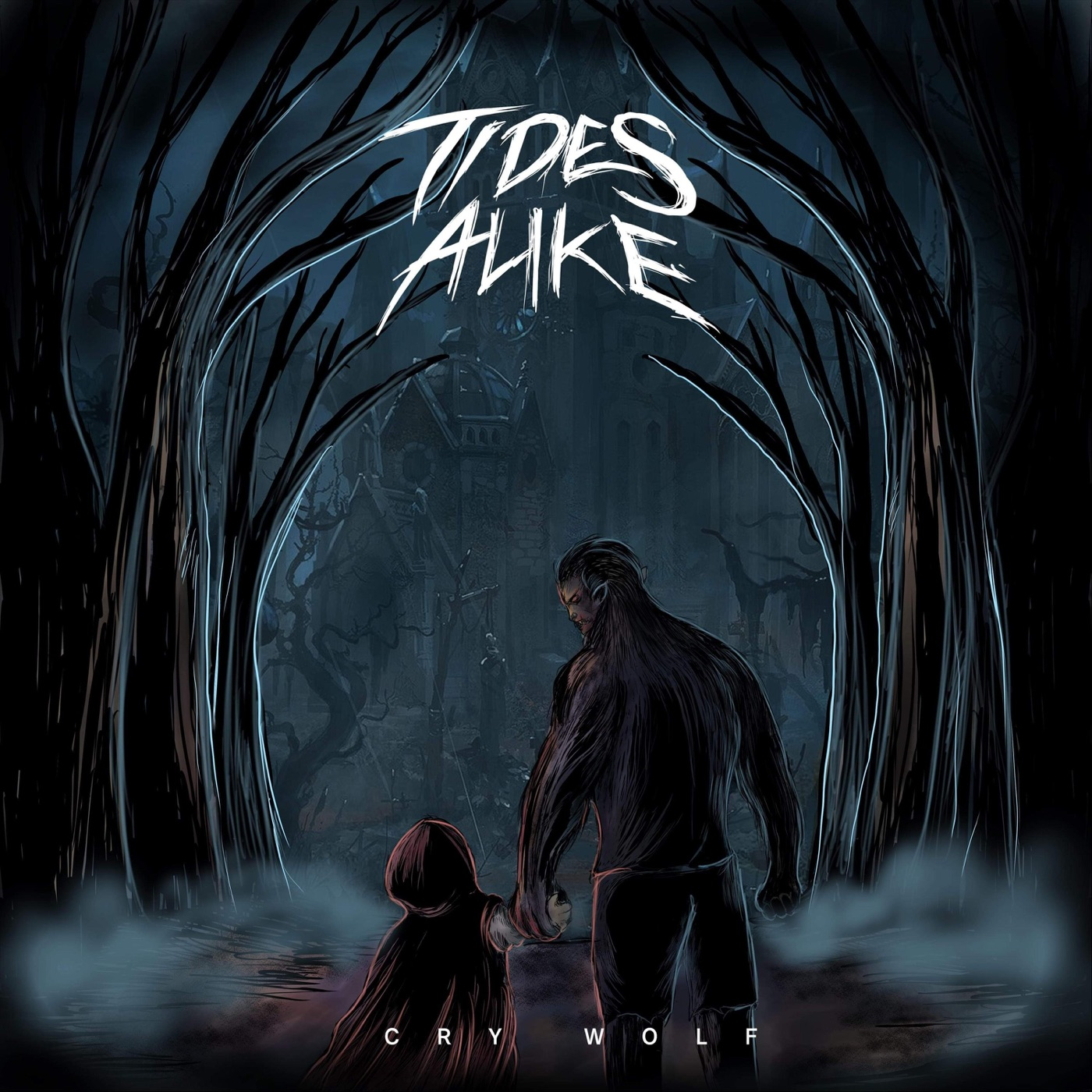 Tides Alike - Cry Wolf (2019)