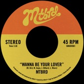 Wanna Be Your Lover artwork