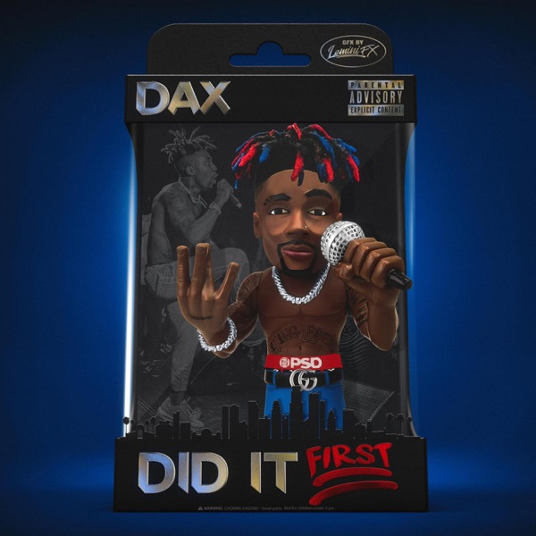 Did It First - Single