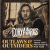 Cory Marks - Outlaws & Outsiders (feat. Travis Tritt, Ivan Moody & Mick Mars)  artwork
