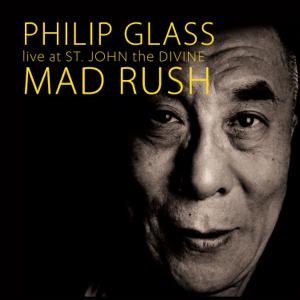 Philip Glass - Mad Rush (Live at St. John the Divine)
