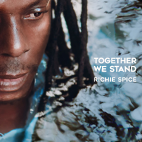 Richie Spice - Together We Stand artwork