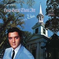 Elvis Presley - How Great Thou Art artwork