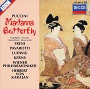 Madama Butterfly: Un Bel Dì Vedremo - Mirella Freni, Herbert von Karajan & Vienna Philharmonic - Mirella Freni, Herbert von Karajan & Vienna Philharmonic