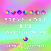 [Download] Waste It on Me (feat. BTS) [Steve Aoki the Bold Tender Sneeze Remix] MP3