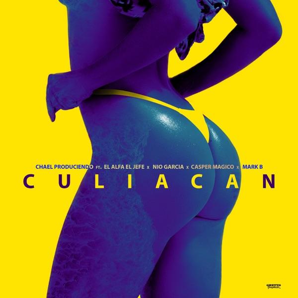 Culiacan (feat. Casper Mágico & Mark B) - Single