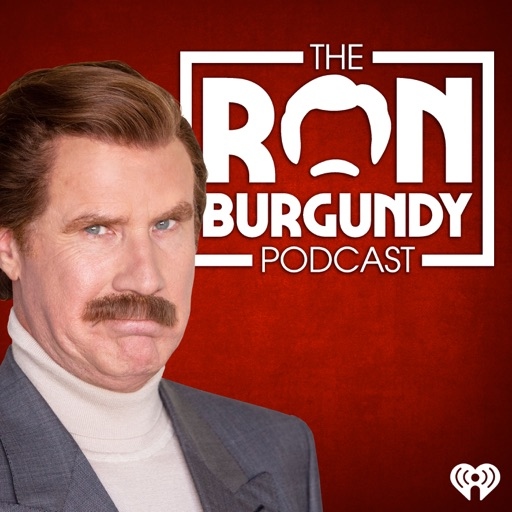 Cover image of The Ron Burgundy Podcast