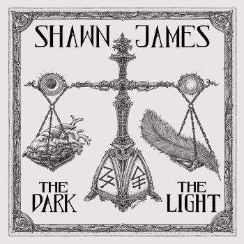 The Dark  the Light Shawn James album songs, reviews, credits