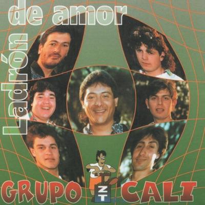 Ladrón de Amor - Grupo Cali