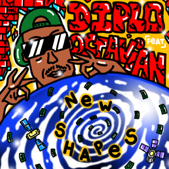 Diplo New Shapes (feat. Octavian) music review