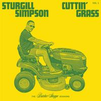 Sturgill Simpson - Cuttin' Grass, Vol. 1 (The Butcher Shoppe Sessions) artwork