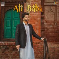 Mankirt Aulakh - Ali Baba - Single artwork