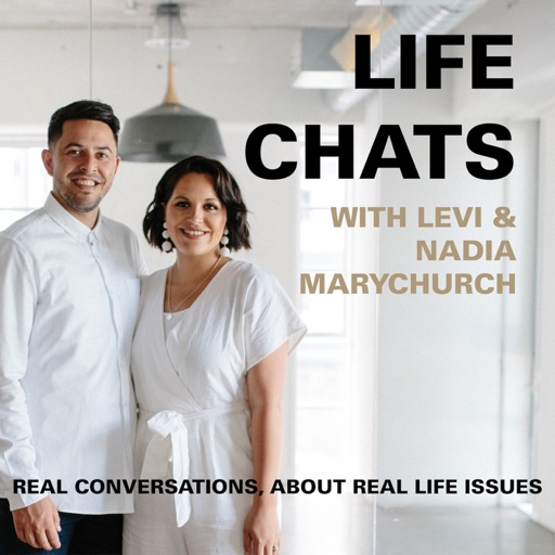 Cover image of Life Chats with Levi & Nadia