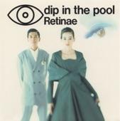 dip in the pool - A Green Spangled Deer