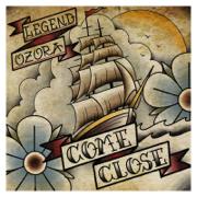 Come Close - EP - Legend Ozora - Legend Ozora