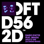 Dario D'Attis - Space & Time (feat. Jinadu) [Extended Spoken Mix]