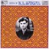 Hits of K L Saigal Vol 3 Original Motion Picture Soundtrack