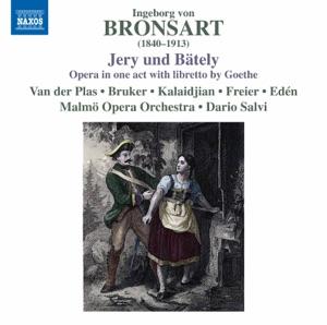 Malmö Opera Orchestra & Dario Salvi - Jery und Bätely: Overture
