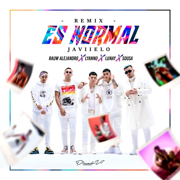 Remix Es Normal - Single