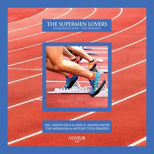 Marathon Man  (The Remixes) - EP by The Supermen Lovers