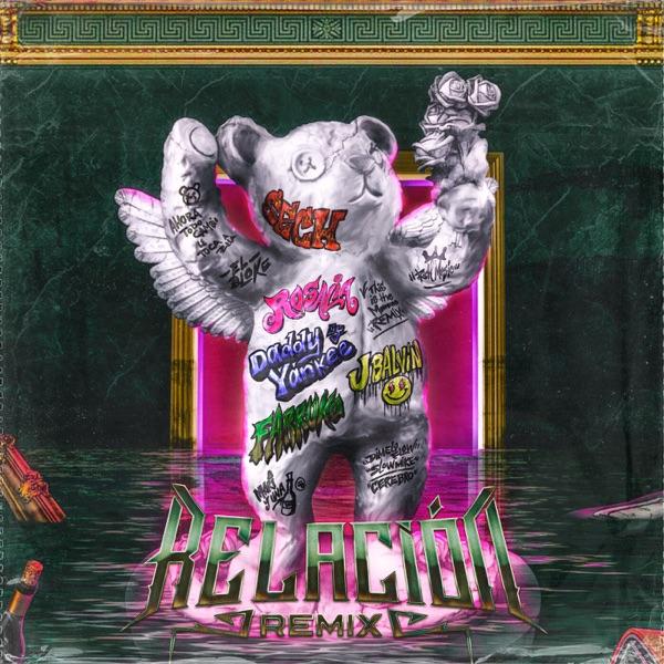 Relación (Remix) [feat. ROSALÍA & Farruko] - Single