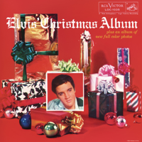 Elvis Presley - Elvis' Christmas Album artwork