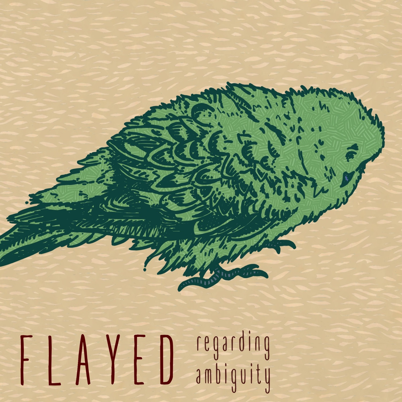 Regarding Ambiguity - Flayed [EP] (2019)
